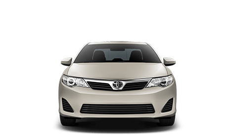 2014 Camry in Crème Brulee Mica