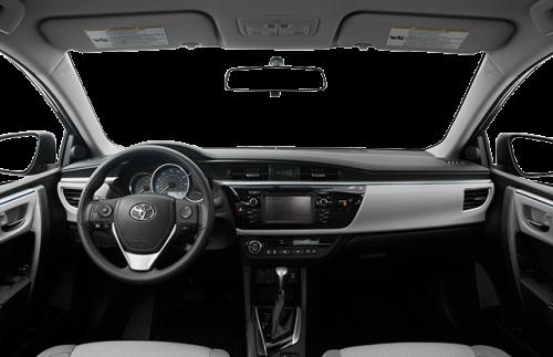 2016 Toyota Corolla Dash