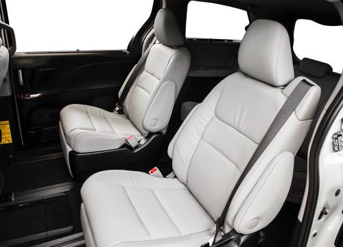2015 Toyota Sienna Interior