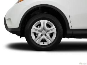 rav4 tires