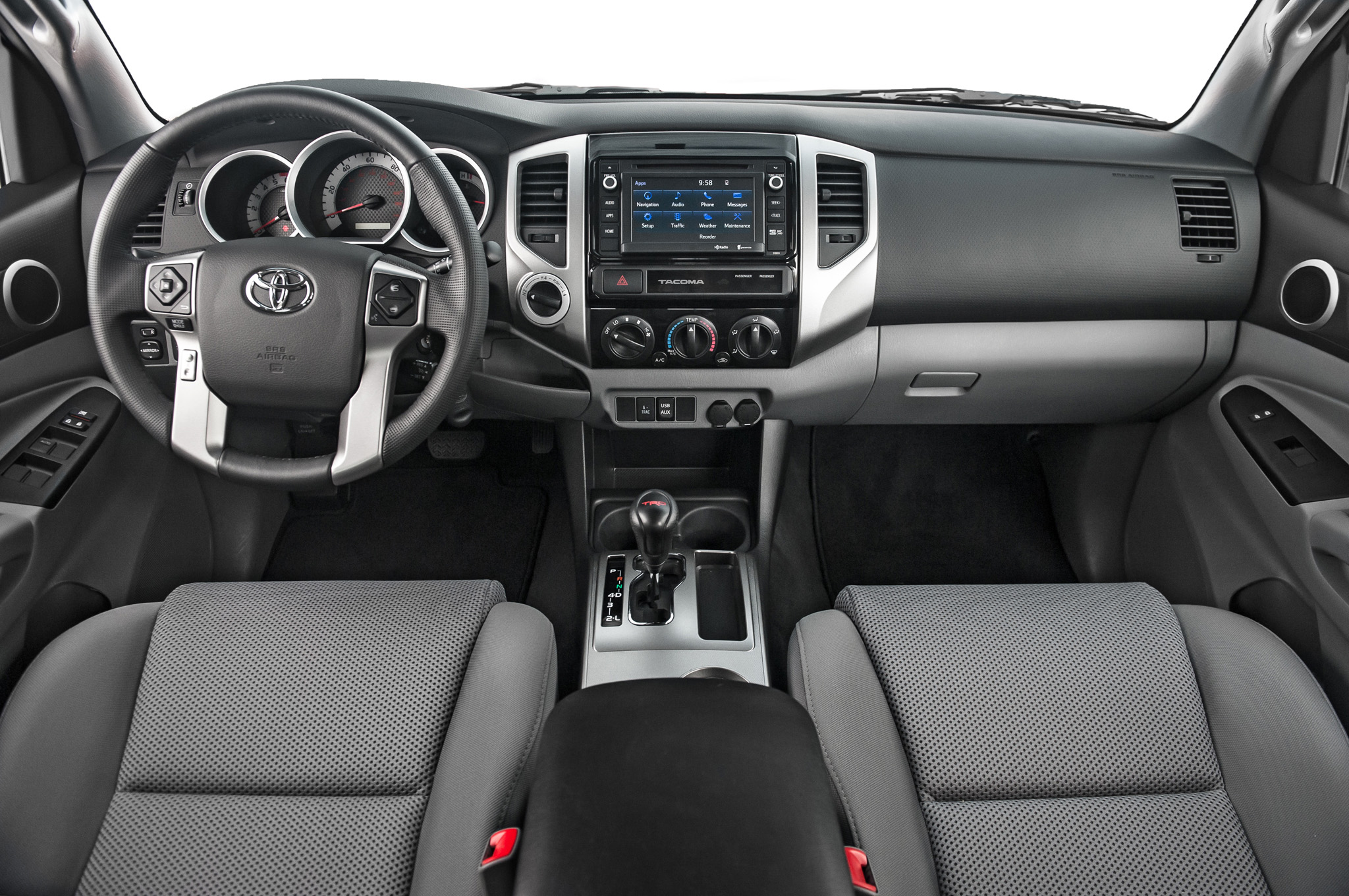 Exceptional 2015 Toyota Tacoma Interior Pictures Gallery