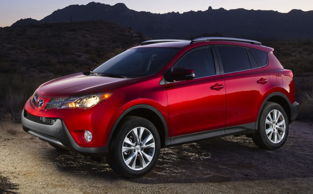 Toyota Graduate Finance Program RAV4 Ardmore