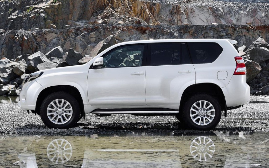 2015 Land Cruiser Off Road Ardmore