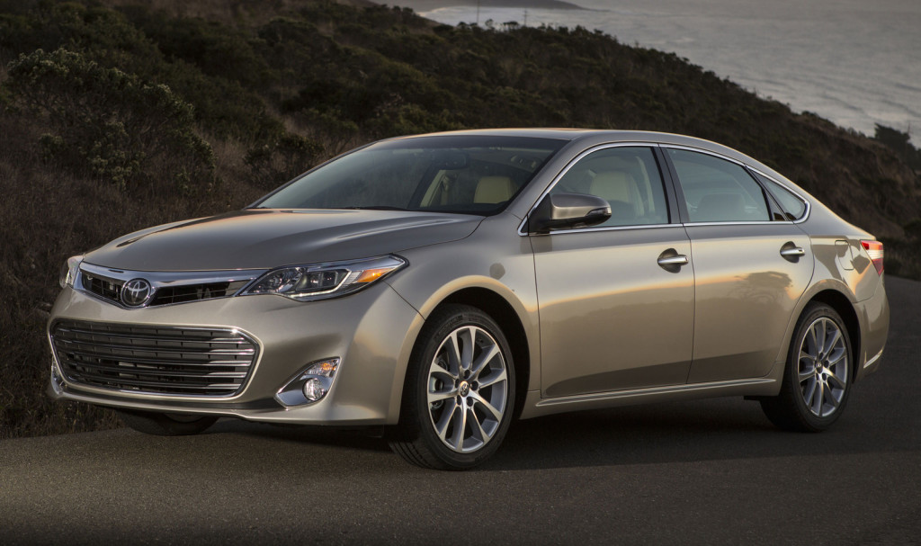 2015 Toyota Avalon Ardmore