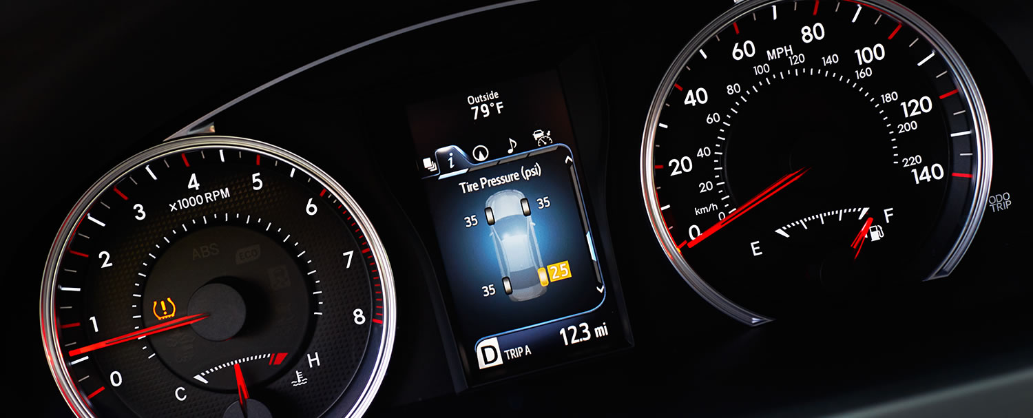 What Do the Warning Lights on My New Toyota Camry Mean? - Toyota of