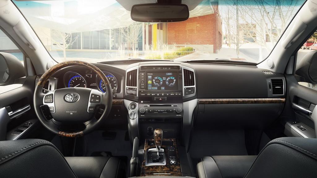 2016 Toyota Land Cruiser Ardmore