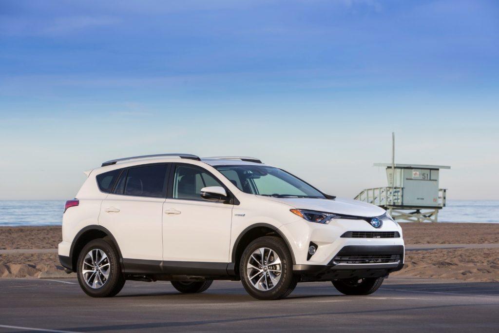 Toyota RAV4 Hybrid Ardmore