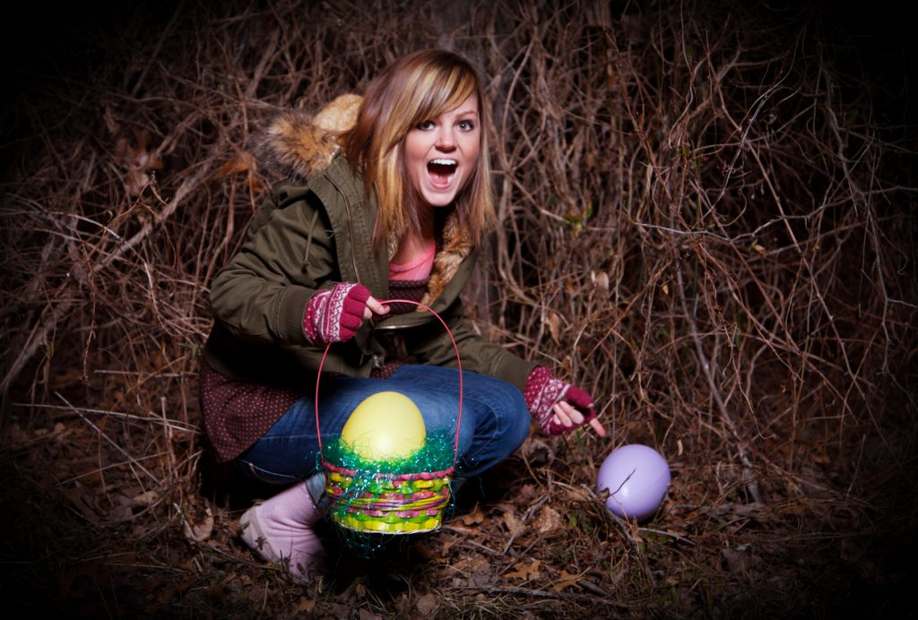 Flashlight Easter Egg Hunt Ardmore