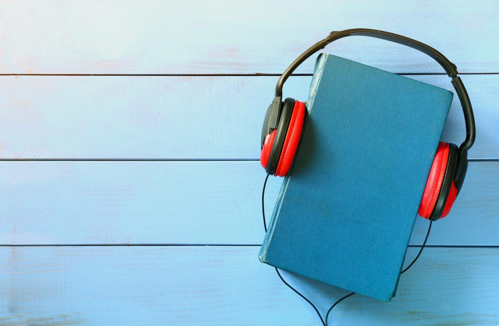 Audiobook Appreciation Month