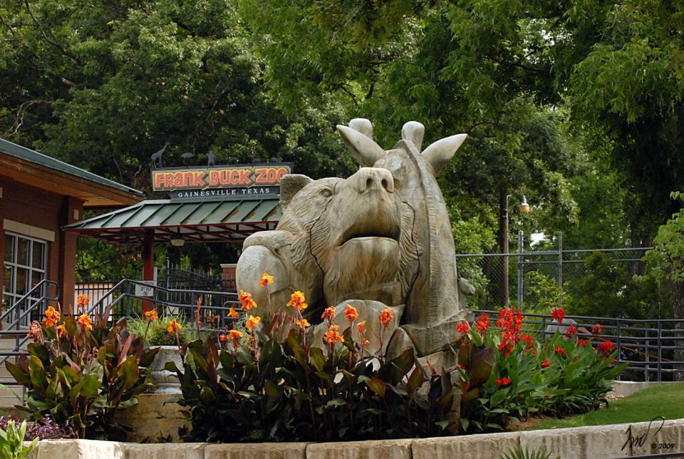 Visit The Frank Buck Zoo in Gainesville, TX - Toyota of Ardmore