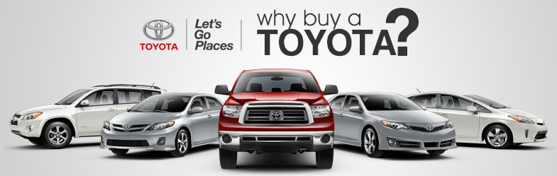 Why Buy Toyota Ardmore OK